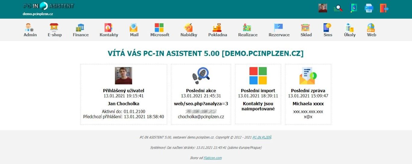 PC-IN ASISTENT 5