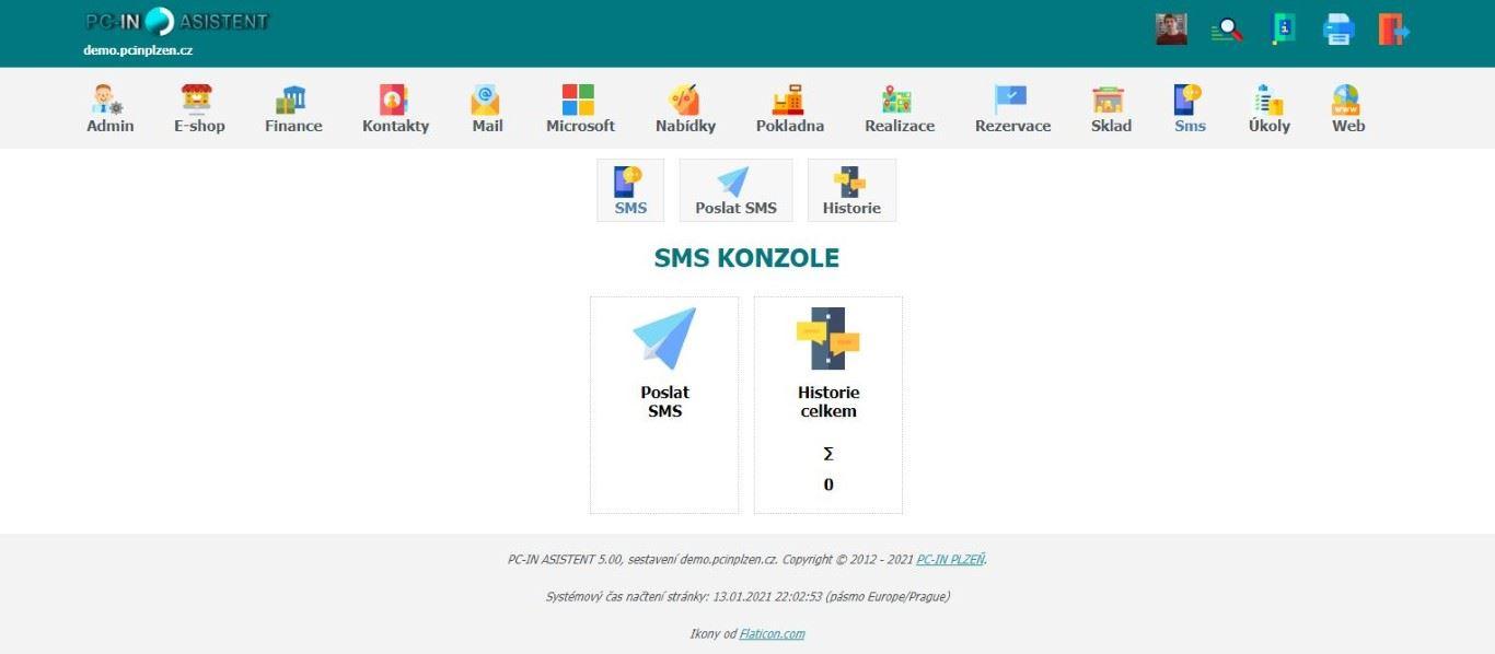 Modul SMS