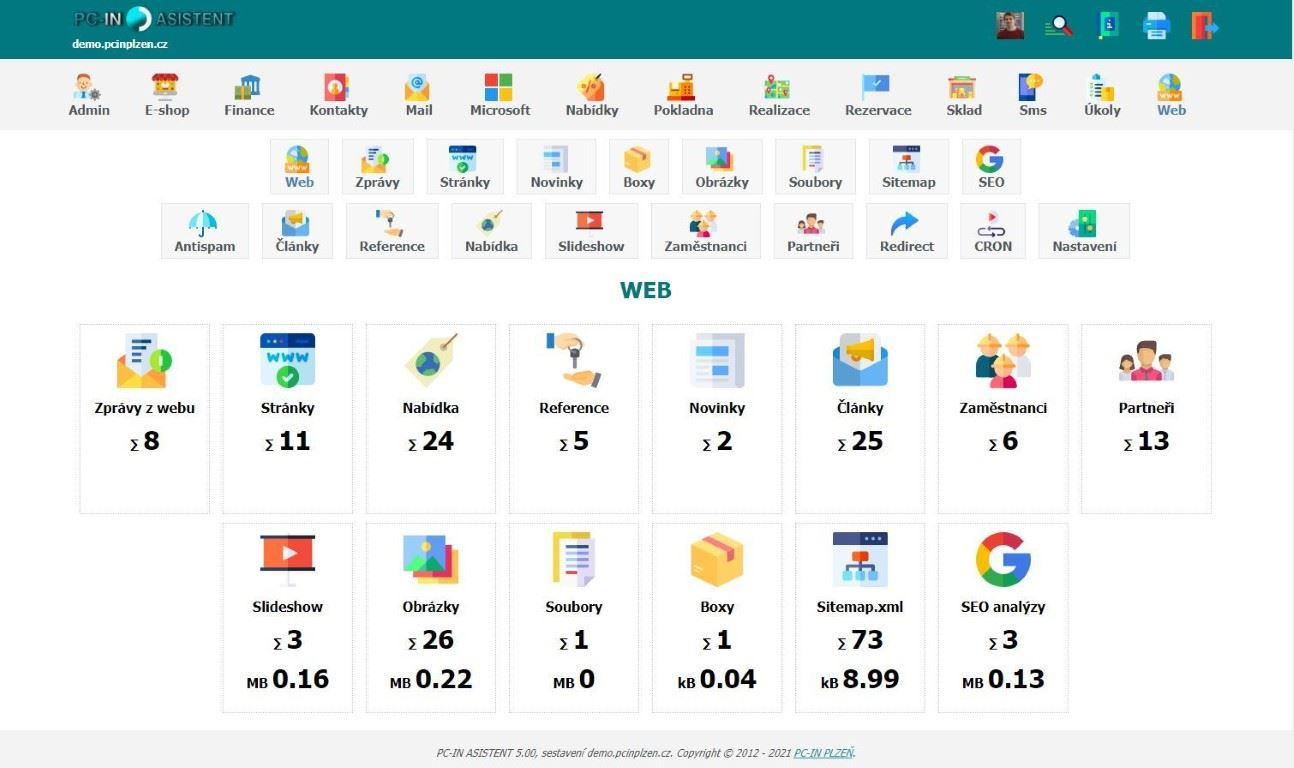 Modul Web