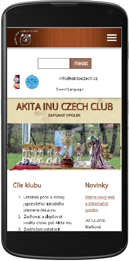 Akita Czech