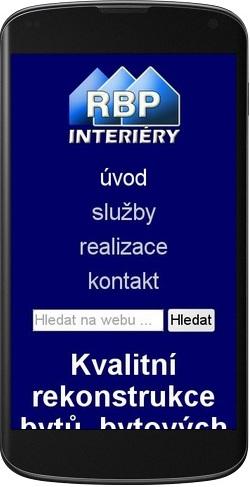 RBP Interiéry Plzeň