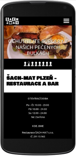 Restaurace a bar Šach Mat