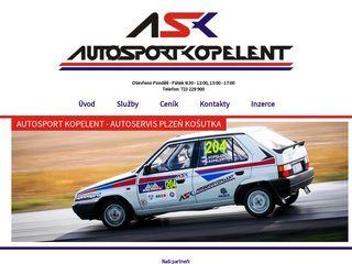 Autosport Kopelent