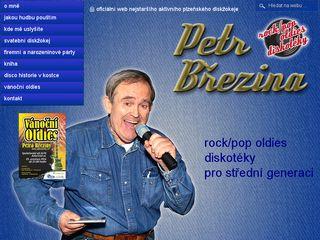 DJ Petr Březina