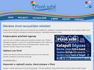 Plzeň Sobě