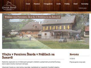 Penzion Škarda