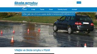Škola smyku Plzeň