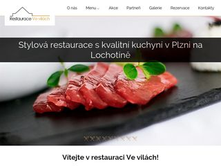 Restaurace Ve vilách