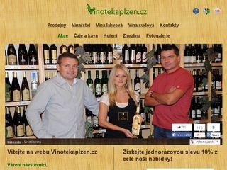 Vinotéka Plzeň